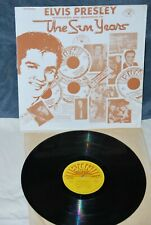 Elvis Presley: The Sun Years vinyl record w/shrink - RARE