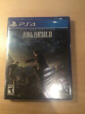 Final Fantasy XV - PlayStation 4 Video Game Play Console Sony Gaming Day One