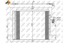 NRF Condensador de aire acondicionado 35884