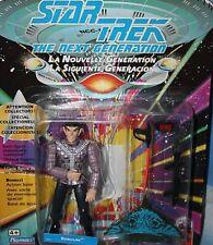 STAR Trek TNG romulano (Tri-logo CARD)
