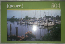 Encore! ~ CHESAPEAKE BAY,  MD ~ 504 Piece Puzzle - NEW