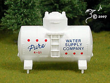 Liquid Storage Tank for Pure Water Supply HO 1:87 by Model Power