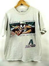 VINTAGE 1998 ARIZONA DIAMONDBACKS TAS T-SHIRT SIZE L