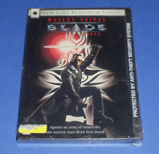 Blade (DVD, Platinum Edition) NEW SEALED Vampire Hunter Wesley Snipes RATED R