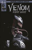 VENOM FIRST HOST #1 DELL'OTTO VARIANT MARVEL COMICS MARK BAGLEY 1ST APPEARANCE