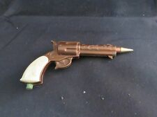Toy Mechanical Pencil in a toy gun shape w/ Eraser, Horse Head on Handle