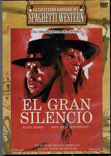 El gran silencio (DVD Nuevo)