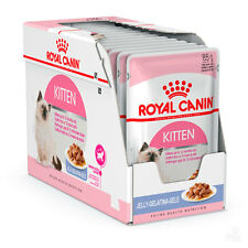 Royal Canin Kitten instinctive JELLY (in gelatina) alimento per gattini 12x85gr