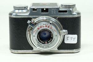 Bolsey B2 Camera