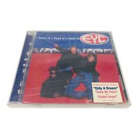 """EYC """"I Feel It"""" CD Red Ant Records BRAND NEW SEALED"""