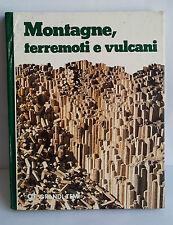L51> Grandi Temi De Agostini anno 1977 - Montagne, terremoti e vulcani