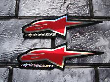 Aufkleber Stickers Alpinestars Motorradcross Racing Motorrad Biker Tuning FX GT