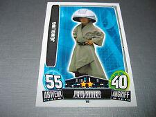 Star Wars Karte – Force Attax – Serie 3 – 110 – Jüngling – Jedi-Ritter - 2013