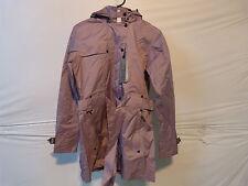 Sierra Designs Clandestine Trench Coat - Women's Mauve Small Retail $140