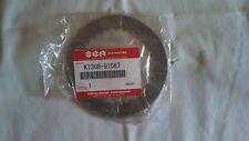 GENUINE SUZUKI PLATE - CLUTCH - #K1308-91087 FITS 03-05 DRZ110 & 03-05 RM65 - MO
