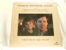 CHARLIE SHOEMAKE Away From the Crowd Tom Harrell Hank Jones Paul Motian NEW LP