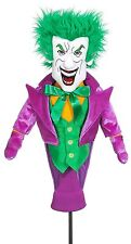Batman Joker Golf Driver Headcover 460cc Movie Character DC Comics Collectible