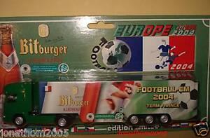 ALBEDO SCANIA SEMI REMORQUE EURO 2004 TEAM FRANCE au 1/87°
