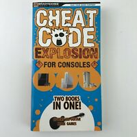 Cheat Code Explosion 2008, Cheat Code Book for Consoles Handhelds & GUITAR HERO