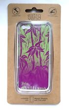 IPHONE COVER JOHN GALLIANO / AUTOCOLLANT REPOSITIONNABLE / GREEN / 5 / 5S