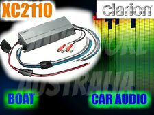 CLARION XC2110 MONO 300WRMS SUB MINI AMPLIFIER CLASS D MARINE/BOAT CAR AUDIO