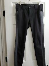 DKNY Jeans Women's Black and Gray Jeggings Size 6