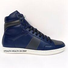 21522e112d4 YSL Saint Laurent Men's SL/10H Signature Court Classic Sneaker 418026 41