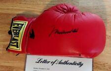 Muhammad Ali Signed Everlast Boxing Glove PSA DNA COA Autograph Auto