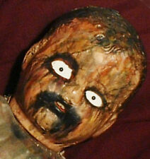 """HAUNTED Antique Composition Doll """"EYES FOLLOW YOU""""  Old Creepy Halloween prop"""