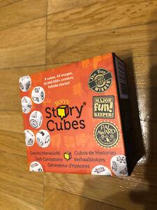 +++Rory's Story Cubes - Würfelspiel / Geschichtenwürfel+++