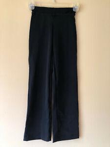 Balera Jazz Dance Pants Black Child Size Small 4-6