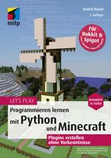 Programmieren lernen mit Python und Minecraft, 2. A. 2020 +++ Direkt vom Verlag