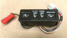 Jaguar XJ40/XJ6  ELECTRIC DRIVERS SEAT SWITCH (DBC6424)