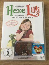 Hexe Lilli - Der Drache und das magische Buch (DVD)