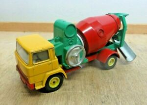SIKU V 291 Magirus Deutz Transport - Cement Mixer Good