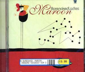 Maroon by Barenaked Ladies (CD, Oct-2000, Wea)