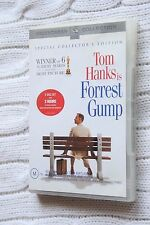 Forrest Gump (DVD, 2Disc) Region-4, Like new (Disc: NEW) Free post in Australia