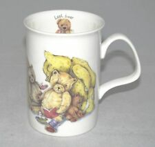 Roy Kirkham Fine English Bone China Tea or Coffee Mug TEDDIE BEARS