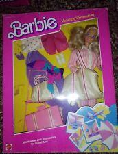 Barbie Vacation Sensation Doll Set Toys R Us Exclusive 1675 New NRFB 1988 Mattel
