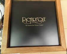 Picturesque Tiles Harmony Kingdom Magnetic Wood Frame Fits Picturesque 4 Tiles