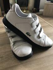 Lacoste Sport Camden Script Trainer Shoes Uk 10