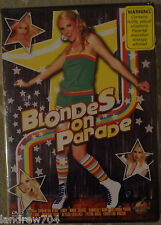 Peach Blondes on Parade DVD NEW!