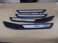 BMW F02 F04 Door Sill Trim Cover Lighted Set OEM 750LI 740LI 760LI
