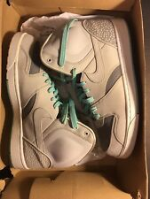 NIKE RT1 McFly High: Size 9, Mag Grey/Mint Green Style 354034-002 EX Cond w/Box
