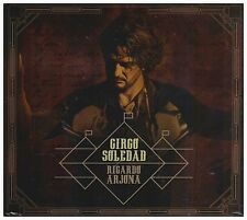 NEW - Circo Soledad * by Ricardo Arjona (CD, Apr-2017, Sony Music) free SHIPPING