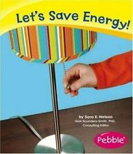 Let's Save Energy! (Caring for the Earth)