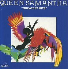 QUEEN SAMANTHA Greatest Hits (1992 Canadian 13 Track CD w/4 Page Insert)