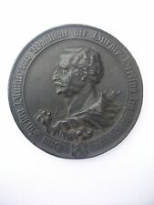 Original Antike Fürst Blücher Eisen Medaille  Berlin 1816 Erzengel Michael rar