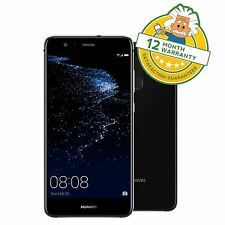 Huawei P10 Lite Black 32 GB (Unlocked) WAS-LX1A Android Smartphone 4GB Grade A