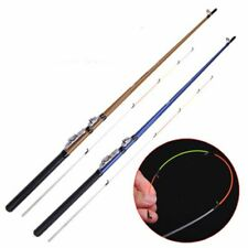 Spinning Fishing Rod Travel Size Portable 1.3/1.5/1.8m Heavy Power Pole Strong